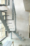 Steel work for staircase